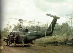 Vietnam...Aussie UH-1D gunships