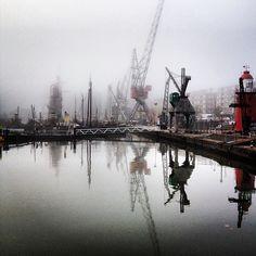 Rotterdam Wijnhaven #cityscapes #rotterdam #port