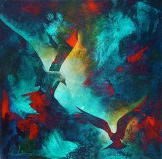 Marianne Morris #Art #Painting #Dancer