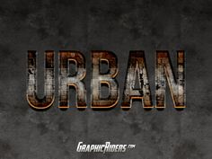GRAPHICRIDERS | Grunge photoshop style – Urban (free psd file)