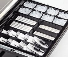 3-piece drawer organizers