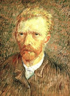 Vincent van Gogh, Self-Portrait, 1887 - 1888.