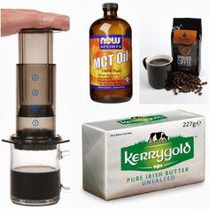 The Paleo Model: Bulletproof Coffee - WARNING: ADDICTIVE SUBSTANCE