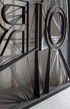 mathieu lehanneur | Lab Gate detail