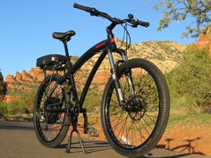 Prodeco Phantom X3 in for Review | Electric Bike Report. We carry the X2 and the X3.
