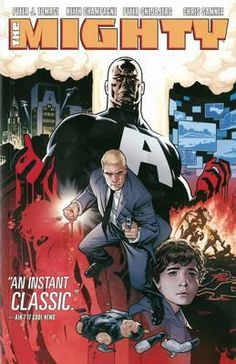 The Mighty By Peter J. Tomasi, 9781616555023., Graphic Novels
