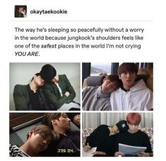 Taekook, Bts Jungkook And V, Bts Taehyung, Bts Memes, Funny Memes, Werewolf Stories, Baby Voice, Instagram Captions For Selfies, Soul Mate Love