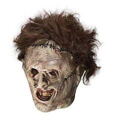 mascara leatherface masacre en texas movie.disfraz halloween