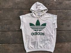 Check out this item in my Etsy shop https://www.etsy.com/uk/listing/502117732/adidas-3-stripes-trefoil-hoodie-big-logo