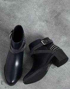 Siete estilos de botas que te harán brillar
