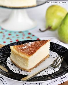 My family and I enjoy eating Japanese cheesecake and I have made it a number of times in the past. This time, however, I wanted to make a cheesecake that was not only light and fluffy, but creamy as well and not so cake-like in texture. The typical recipe for Japanese cheesecake uses milk and flour in addition to other ingredients like cream cheese and eggs. In making this creamy version, I've substituted the milk with sour cream and omitted the flour component. I did add a scant amount of…