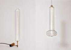 Scintilla Lamp | by Pietro Russo Design Studio