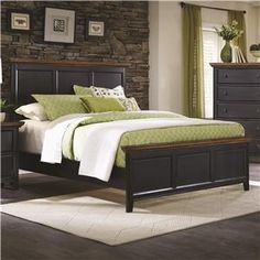 Coaster Mabel Queen Bed