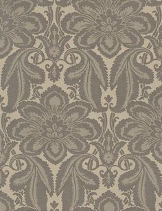 Albemarle St Wallpaper By Little Greene