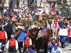 S. Efisio great parade