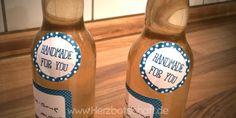 Rezepte: selbstgemachter Kaffeesirup - Vanille-, Chai-, Mandel, Kokos-, Haselnuss - ♡ Herzbotschaft.de ♥