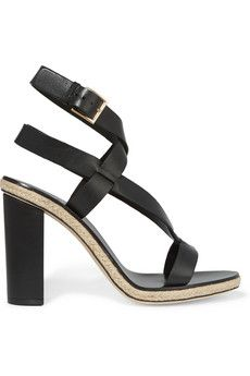 f8a40113016800 Tory Burch Marbella leather sandals