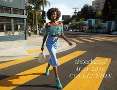 May 2016 ShoeDazzle.com Shoe Collection