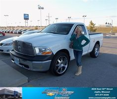 #HappyBirthday to Ashley Ishman from Everyone at Crossroads Chevrolet Cadillac!