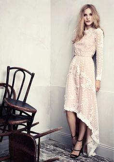 Dorothea Barth Jorgensen for H & M Conscious Collection S/S 2013 - Campaign
