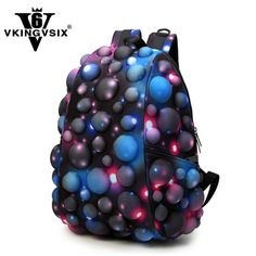Promotion price Large canvas laptop backpack 14-17