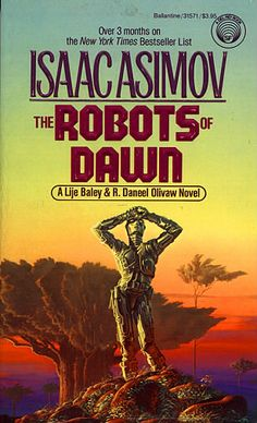 3rd Book in Robot Novel series by Asimov.loved it more the two others