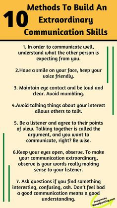 In order to communicate well, understand what the other person is expecting from you. Communication Skills Activities, Communication Positive, Communication Development, Communication Quotes, Effective Communication Skills, Communication Relationship, Business Communication Skills, Relationship Advice, English Writing Skills