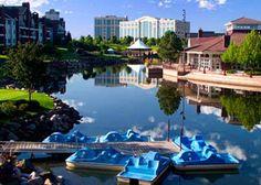 The City of Edina: Centennial Lakes Park  http://edinamn.gov/index.php?section=centennial-lakes-park