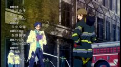 When Rei Ryugazaki's so hot he burns down a building