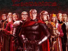 Gli Arcani Supremi (Vox clamantis in deserto - Gothian): I ritratti di tutti i Re della Casa Targaryen