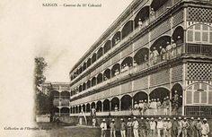 Old Saigon Building of the Week: The Former Grall Hospital - Saigoneer
