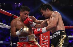 Manny Pacquiao Beats Jessie Vargas: Live Results And Reaction (VIDEO)