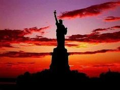 Statue de la liberté New-York