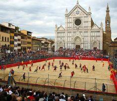 Firenze Santa Croce Calcio Storico