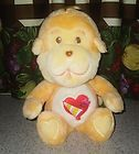 VINTAGE 13 1984 KENNER CARE BEARS COUSINS PLAYFUL HEART MONKEY UK RARE KENNER - 13quot, 1984, Bears, Care, Cousins, HEART, Kenner, Monkey, Playful, Rare, Vintage