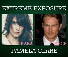 Extreme Exposure by Pamela Clare casting