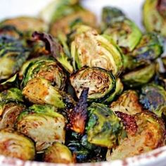Roasted Brussel Sprouts Print-Out