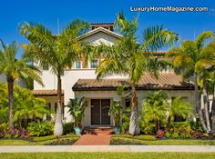 Enjoy the resort–style ambiance of this Florida estate
