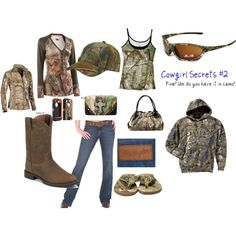 camo country girl...I have the hoodieee! :)