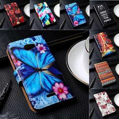Flip PU Leather Phone Cover For HTC Desire 210/300/310/316/320/500/510/526/600/601 Cases Hard Plastic Black Inner Durable Shell (scheduled via http://www.tailwindapp.com?utm_source=pinterest&utm_medium=twpin&utm_content=post106992233&utm_campaign=scheduler_attribution)