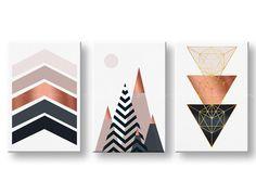 Obraz na stěnu Sinister Journey / Dan Johannson Origami, Dan, Journey, Paintings, Abstract, Artwork, Cards, Handmade, Summary
