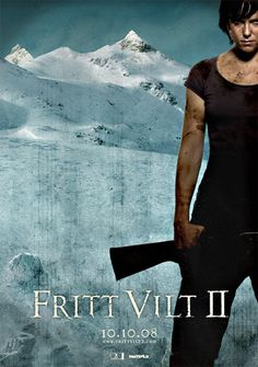 Fritt Vilt 2 (Cold) Prey for Death Snow Movie, I Movie, Foreign Movies, Cinema Movies, Norway, Horror, Death, Cold, Action Films