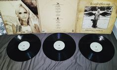 The Weight of These Wings LP 12""