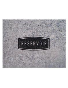 Reservoir, opening soon in West 7th area!