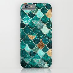 REALLY MERMAID iPhone & iPod Case by Monika Strigel $35