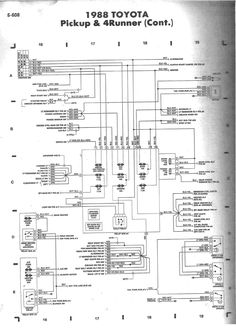 88 3vze 5 speed wiring diagram help page 2 yotatech forums rh pinterest com 1988 toyota pickup starter wiring diagram 1988 toyota pickup headlight wiring diagram