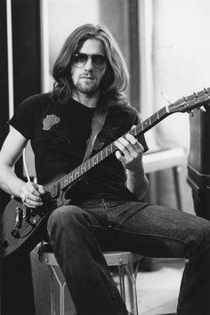 The Eagles' Glenn Frey. Hello, gorgeous. Goodbye, old friend.