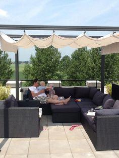 Backyard Patio Designs, Backyard Pergola, Patio Roof, Pergola Designs, Pergola Kits, Pergola Ideas, Cheap Pergola, Roof Terrace Design, Rooftop Design