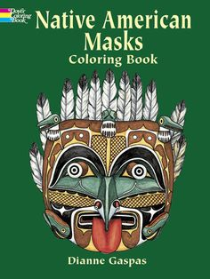 30 authentic disguises used in tribal rituals and recreation: Eskimo dance mask, Iroquois false face, Navaho ceremonial mask, Hopi Powamu mask, Kwakiutl bear mask, Tlingit raven mask, 24 others. Identifying captions.