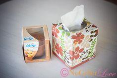 DIY Scented Kleenex Tissue
